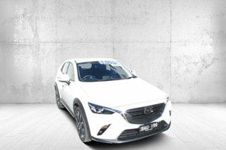 2019 Mazda CX-3 AKARI Akari SKYACTIV-Drive FWD White 6 Speed Automatic Wagon.
