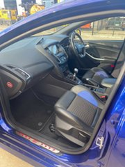 2017 Ford Focus LZ ST Blue/100817 6 Speed Manual Hatchback
