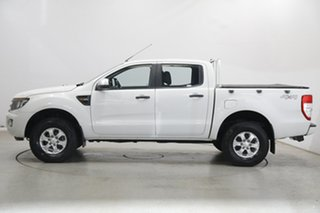 2015 Ford Ranger PX XL White 6 Speed Sports Automatic Utility.