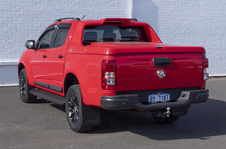2018 Holden Colorado RG MY18 Z71 Pickup Crew Cab Absolute Red 6 Speed Sports Automatic Utility