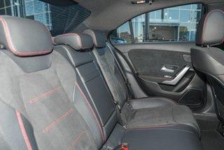 2019 Mercedes-Benz A-Class V177 A200 DCT Cosmos Black 7 Speed Sports Automatic Dual Clutch Sedan
