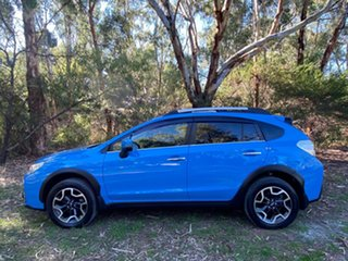 2016 Subaru XV G4X MY17 2.0i-S Lineartronic AWD Blue 6 Speed Constant Variable Wagon.