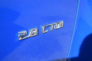 2014 Holden Colorado RG MY14 LTZ Crew Cab Blue 6 Speed Sports Automatic Utility