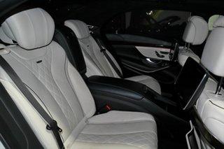 2014 Mercedes-Benz S-Class V222 S600 L SPEEDSHIFT PLUS White 7 Speed Sports Automatic Sedan