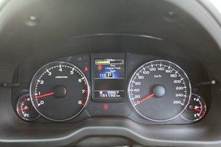 2012 Subaru Liberty B5 MY12 GT AWD Premium Black 5 Speed Sports Automatic Sedan