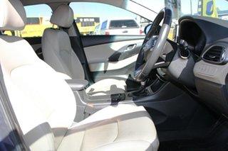 2017 Hyundai i30 PD MY18 Elite D-CT Stargazing Blue 7 Speed Sports Automatic Dual Clutch Hatchback