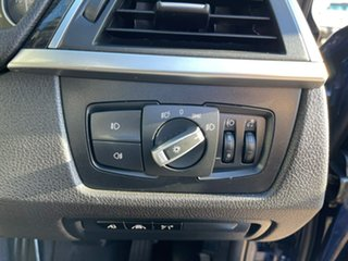 2018 BMW 3 Series F30 LCI 320i Sport Line Black 8 Speed Sports Automatic Sedan