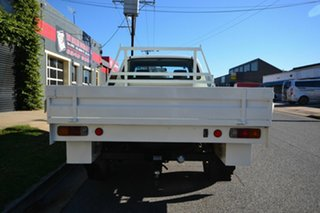 1998 Toyota Hilux LN172R (4x4) White 5 Speed Manual 4x4 X Cab Cab Chassis