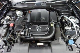 2013 Mercedes-Benz SLK-Class R172 SLK250 7G-Tronic + Black 7 Speed Sports Automatic Roadster