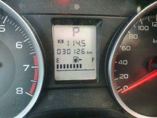 2013 Subaru Impreza G4 MY13 2.0i Lineartronic AWD Red 6 Speed Constant Variable Sedan