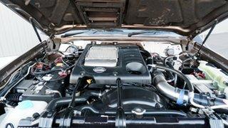 2007 Nissan Patrol GU 5 MY07 ST Bronze 5 Speed Manual Wagon