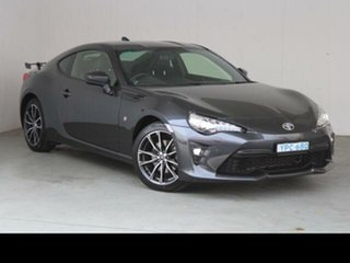 2018 Toyota 86 ZN6 MY17 Update GTS Tornado Grey 6 Speed Auto Sequential Coupe.