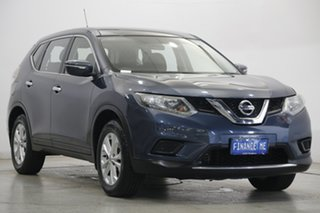 2016 Nissan X-Trail T32 TS X-tronic 2WD Blue 7 Speed Constant Variable Wagon