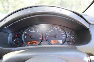 2011 Nissan Navara D40 MY10 ST-X White 5 Speed Automatic Utility