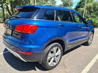 2019 Haval H6 Lux DCT Blue 6 Speed Sports Automatic Dual Clutch Wagon.