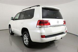 2019 Toyota Landcruiser VDJ200R LC200 GXL (4x4) White 6 Speed Automatic Wagon