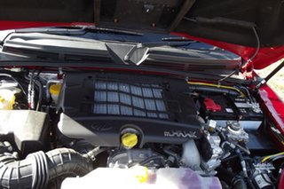 2021 Mahindra Pik-Up MY20 S6+ 4x2 Red 6 Speed Manual Traytop