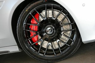 2017 Mercedes-Benz C-Class W205 808MY C63 AMG SPEEDSHIFT MCT S Silver 7 Speed Sports Automatic Sedan.
