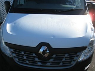 2017 Renault Master X62 MY15 (nbi) Elwb High White 6 Speed Automated Manual Van