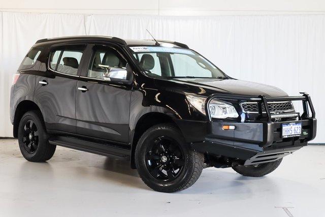 Used Holden Colorado 7 RG MY16 LTZ Wangara, 2016 Holden Colorado 7 RG MY16 LTZ Black 6 Speed Sports Automatic Wagon