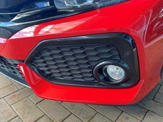 2017 Honda Civic 10th Gen MY17 VTi-S Rallye Red 1 Speed Constant Variable Hatchback