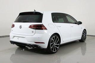 2018 Volkswagen Golf AU MY18 R Grid Edition White 7 Speed Auto Direct Shift Hatchback