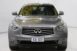 2016 Infiniti QX70 S51 S Premium Grey 7 Speed Sports Automatic Wagon.