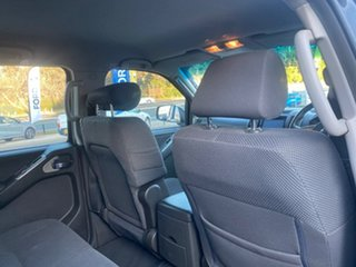 2007 Nissan Navara ST-X Grey Manual Dual Cab Utility