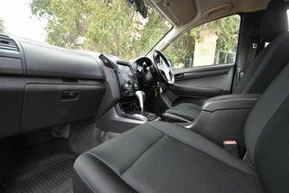 2017 Isuzu D-MAX MY17 SX Space Cab 4x2 High Ride White 6 Speed Sports Automatic Utility
