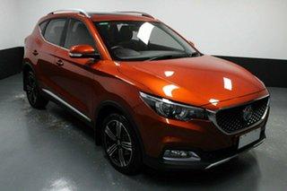 2018 MG ZS AZS1 Essence 2WD Orange 6 Speed Automatic Wagon.