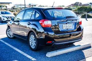 2014 Subaru Impreza G4 MY14 2.0i Lineartronic AWD Black 6 Speed Constant Variable Hatchback.