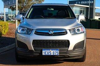 2014 Holden Captiva CG MY14 7 LS Silver 6 Speed Sports Automatic Wagon