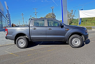 2020 Ford Ranger PX MkIII 2021.25MY XL Grey 6 Speed Sports Automatic Double Cab Pick Up