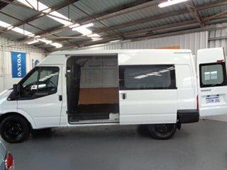 2011 Ford Transit VM 350 Mid Roof LWB White 6 Speed Manual Van