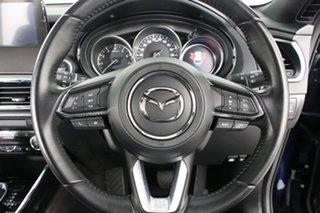 2018 Mazda CX-9 MY18 Azami (FWD) Blue 6 Speed Automatic Wagon