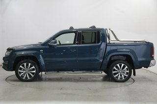 2020 Volkswagen Amarok 2H MY20 TDI580 4MOTION Perm Ultimate Green 8 Speed Automatic Utility.