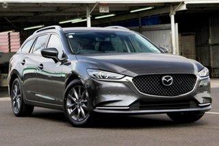 2021 Mazda 6 GL1033 Touring SKYACTIV-Drive Grey 6 Speed Sports Automatic Wagon.