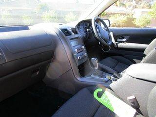2010 Ford Territory SY MkII TS (4x4) Silver 6 Speed Auto Seq Sportshift Wagon
