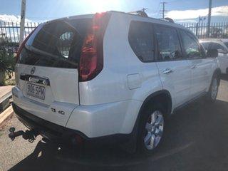 2009 Nissan X-Trail T31 MY10 TS (4x4) White 6 Speed Automatic Wagon.