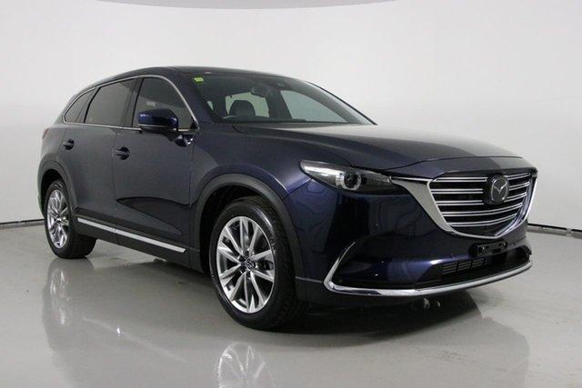 Used Mazda CX-9 MY18 Azami (FWD) Bentley, 2018 Mazda CX-9 MY18 Azami (FWD) Blue 6 Speed Automatic Wagon