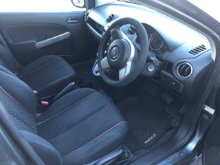 2011 Mazda 2 DE10Y1 MY10 Maxx Grey 4 Speed Automatic Hatchback