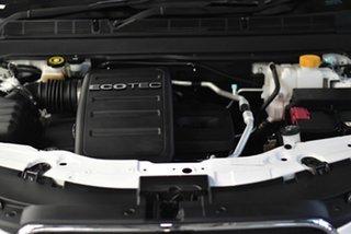 2016 Holden Captiva CG MY16 LS 2WD White 6 Speed Manual Wagon