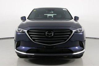 2018 Mazda CX-9 MY18 Azami (FWD) Blue 6 Speed Automatic Wagon.