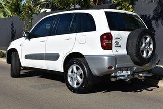 2004 Toyota RAV4 ACA23R CV White 4 Speed Automatic Wagon.