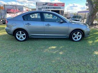2006 Mazda 3 BK10F1 Maxx Grey 4 Speed Sports Automatic Sedan