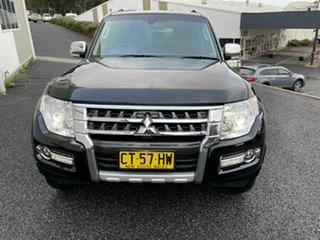 2019 Mitsubishi Pajero NX MY19 Exceed Black 5 Speed Sports Automatic Wagon