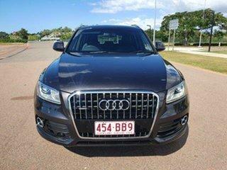 2016 Audi Q5 8R MY17 TDI S Tronic Quattro Lava Grey 7 Speed Sports Automatic Dual Clutch Wagon.