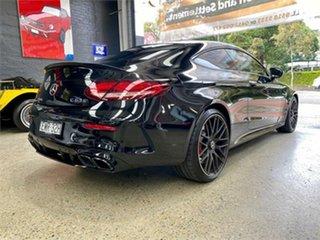 2020 Mercedes-Benz C-Class C205 C63 AMG S Black Sports Automatic Coupe
