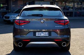 2019 Alfa Romeo Stelvio AWD Grey 8 Speed Sports Automatic Wagon.
