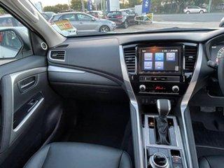 2021 Mitsubishi Pajero Sport QF MY21 Exceed White 8 Speed Sports Automatic Wagon